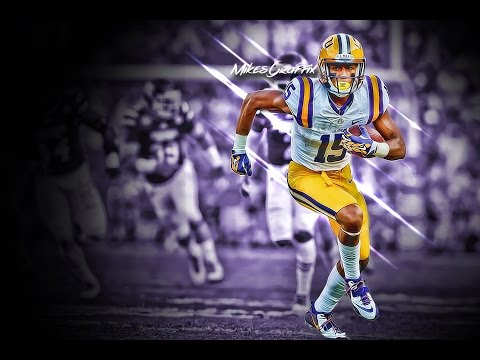 "Malachi Dupre ""Savage SZN"" LSU Wide Receiver Ultimate 2015 Highlights"