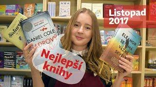 Nejlepší knihy: Listopad 2017 - Saturnin se vrací, Hadrový panák, Kovy...