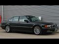 ~25 500 manata ideal v?ziyy?td? qara bumer BMW 740i E38 1996 4.4L V8