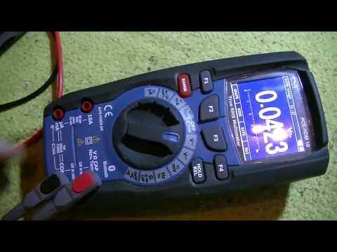 PCE HDM 10 Multimeter Vorstellung - eflose #859