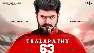 BIG UPDATE : Thalapathy 63 Comedian Revealed