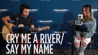 bea miller cover mash up say my name cry me a river destiny s child justin timberlake siriusxm