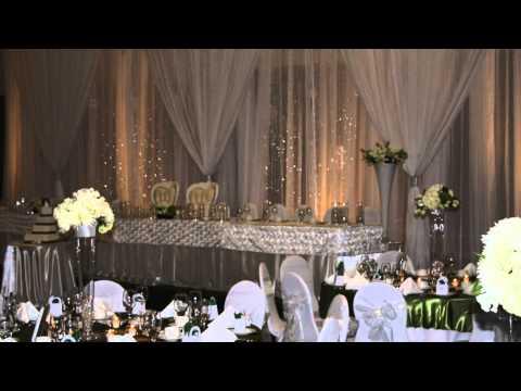 Wedding Belles Decor April 6, 2013 at Hampton Inn Conf Centre Ottawa