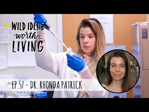 Health Hacks for Performance and Longevity with Dr. Rhonda Patrick