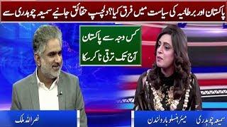 Difference Between Pakistan and British Politics | Live With Nasrullah Malik | Neo News