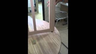 Gate Leg Table By Pks_vid02
