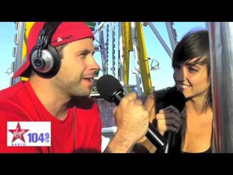 LIGHTS Ferris Wheel Interview @ Capital Ex 07/24/12