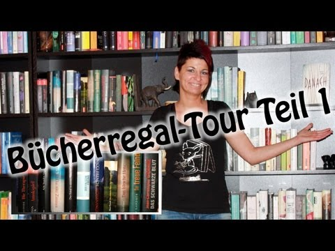 "leseratte-""bücherregal-tour-teil-1"""