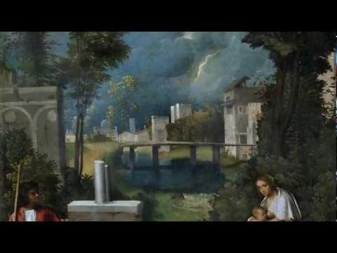 La tempête (Giorgione) par Pierre Oscar Lévy thumbnail