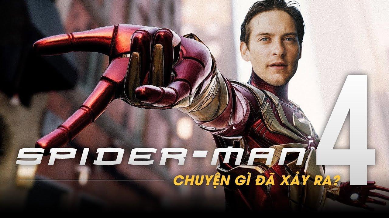SPIDER-MAN 4 | Quả BOM TẤN CHƯA BAO GIỜ Có Cơ Hội Nổ