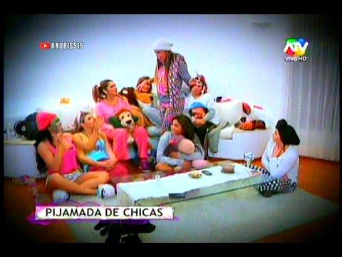 COMBATE Pijamada Party de las Chicas de Combate 21/07/14