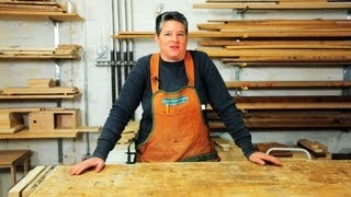 How To Do Woodworking W/ Robyn Mierzwa | Woodworking