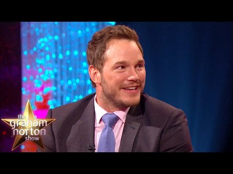 Chris Pratt In Trouble For Cheeky Naked Stunt - The Graham Norton Show