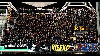 Legia Warszawa - POGOŃ SZCZECIN (Doping Kibiców)