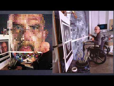 Chuck Close Art
