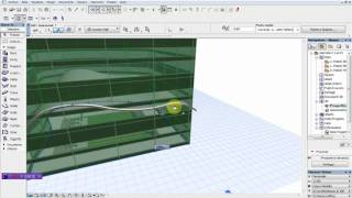 Archicad 15 Tutorial Shell Coperture