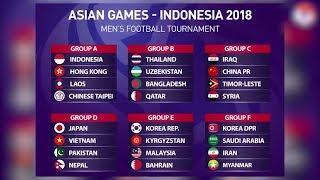 Tin Thể Thao 24h Hôm Nay (7h – 6/7): U23 Việt Nam Đụng Ông Kẹ Nhật Bản Tại Asiad 2018