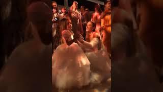 Şeyma Subaşı Kendi Düğününde Çılgınlarca Dans Etti !!!