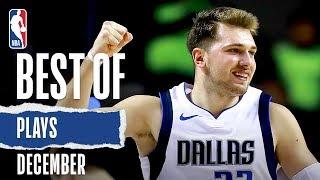 NBA's Best Plays | December | 2019-20 NBA Season