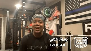 Rogue Iron Game Show - Day 1, Episode 3 | Live At The 2020 Reebok CrossFit Games