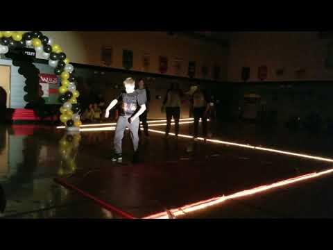 My talent show at Willard North intermediate school