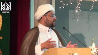 Wiladat of Imam Ali (A.S) 13 Rajab  - English - Speech by H I Muhammad Baig