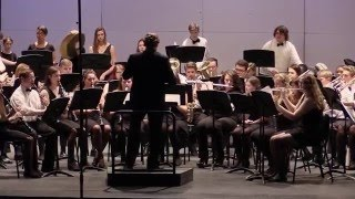 Wind Ensemble - Incantation and Dance - John Barnes Chance