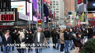 The Street vendors of New York - Short documentary