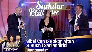 Sibel Can & Hakan Altun & Hüsnü Şenlendirici  - Unutamadım Resimi