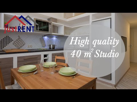Furnished 40 sqm apartment in Dresden | Möblierte Wohnung 40 qm in Dresden (2 OG Studio 5)