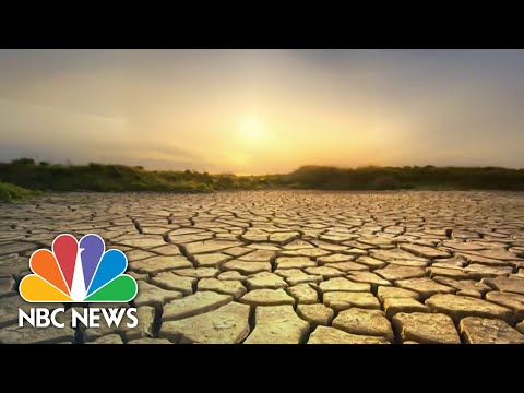 Drought Stretches Across American West   NBC Nightly News