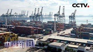[中国新闻] 国务院关税税则委员会有关负责人发表讲话 | CCTV中文国际