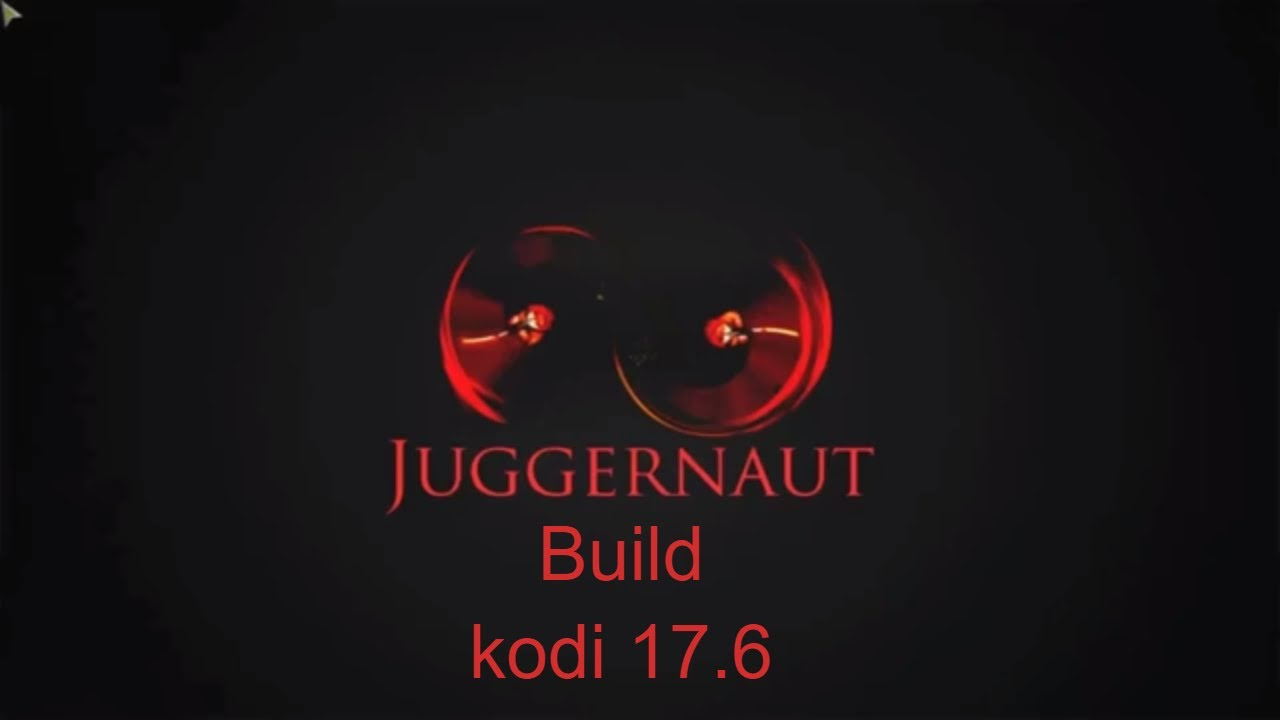 Juggernaut   Build
