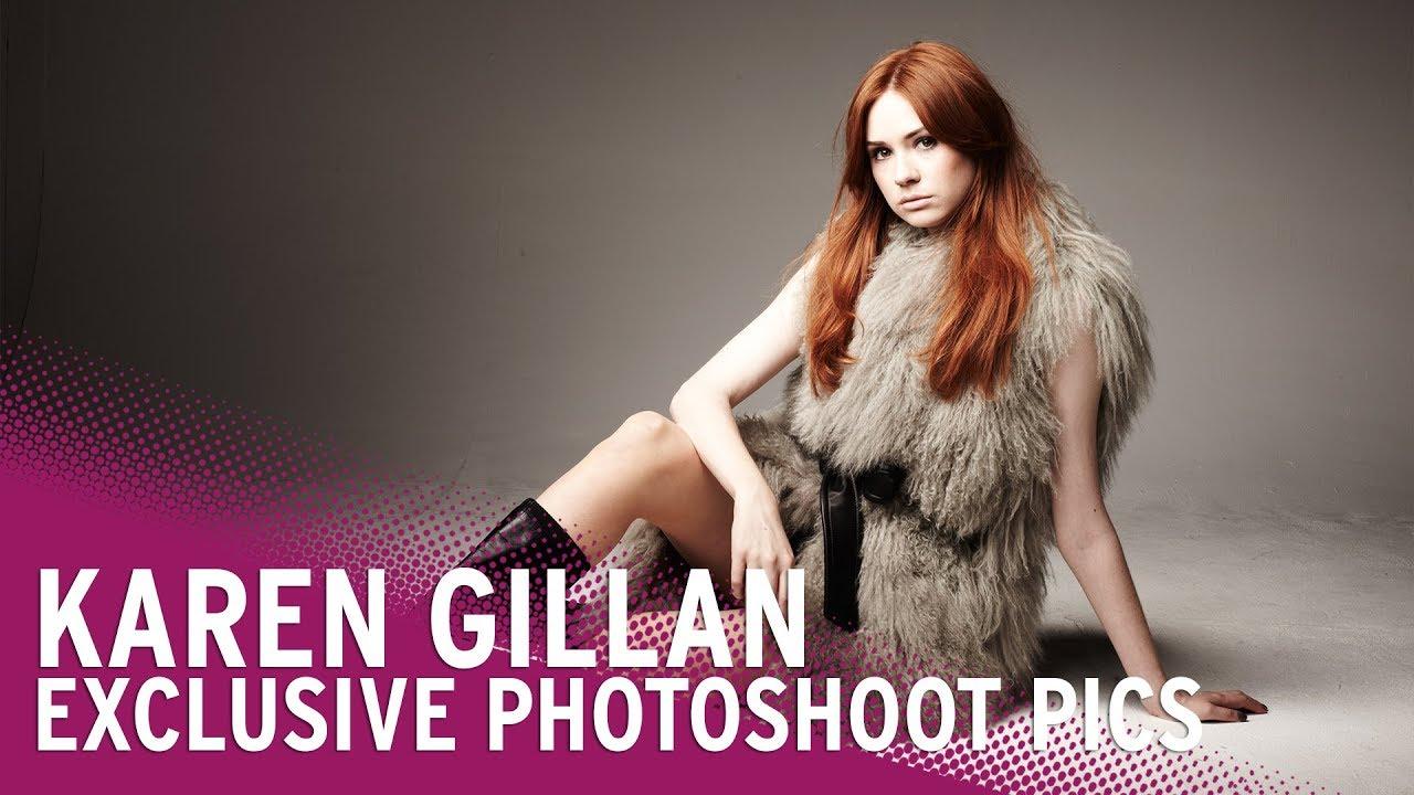 Karen gillan exclusive photoshoot pictures youtube - Karen gillan pictures ...