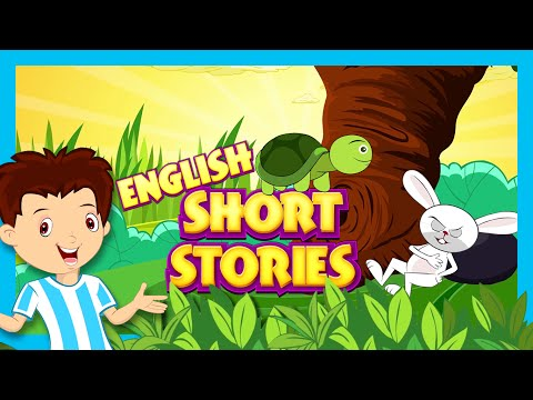 English Short Stories - The Fox and The Goat Story, The Fox and Stork and The Hare and Tortoise