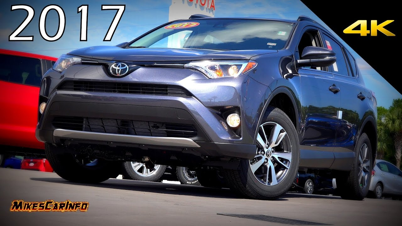2017 toyota rav4 xle ultimate in depth look in 4k youtube. Black Bedroom Furniture Sets. Home Design Ideas