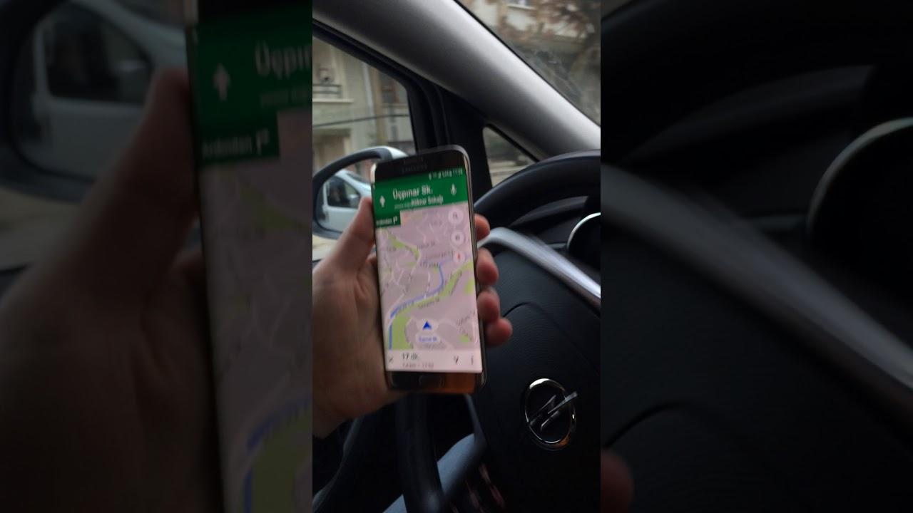 Samsung s7 edge gps (navigasyon) sorunu