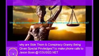 153NeWS NeT  PRIVILeDGED ACCeSS TO PRISONeRS INCARSERATeD FOR TeRRORISM SIDe THORN CLOWN SHOW