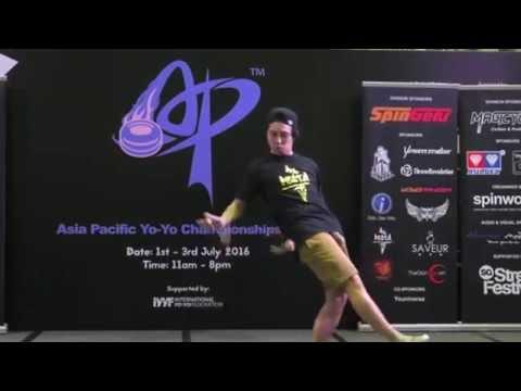 THE BEST OF 2A Asia Pacific Yo-yo Championship 2016