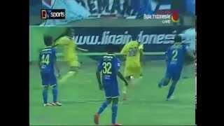 Video Gol Pertandingan Arema U21 vs Persik Kediri