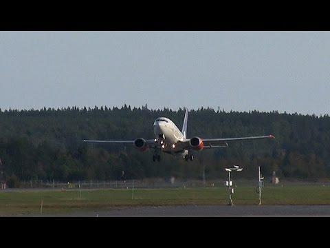 Sas Boeing 737 683 Umea Airport Ume Ln Rrr Ln Rrp