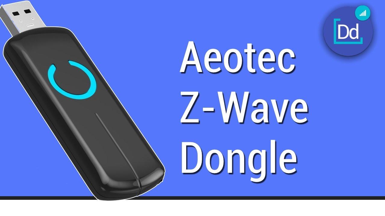 Aeotec Z Wave Stick Aeon Labs