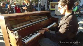 Gershwin Prelude for Solo Piano played by Kevin Shoemaker in NYC