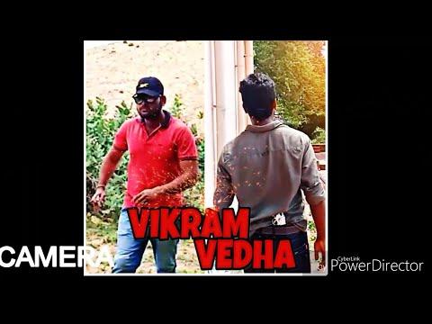 Vikram Vedha (2018) hindi dubbed movie spoof