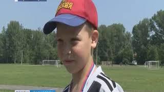 В Шушенском прошел турнир среди дошкольных учреждений для маленьких футболистов