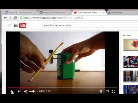 How to Download YouTube Videos with KeepVid - DIY - Do It Yourself