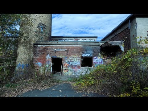 Exploring Abandoned MENTAL Asylum