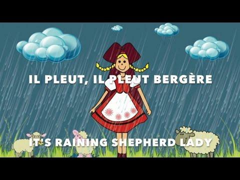 Philippe Marteau - Il pleut, il pleut bergère (Version instrumentale) interprété à la guitare