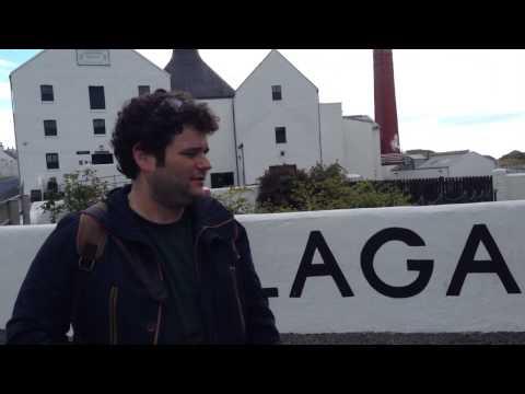 Matt Goodwin's Big Three Islay Scotch Tour