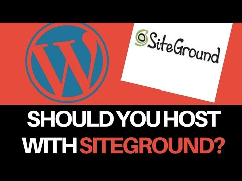 Best WordPress Friendly Web Hosting: SiteGround Review & Full Tutorial